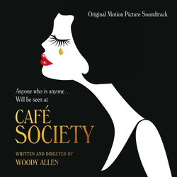 Café Society Colonna sonora (Various Artists) - Copertina del CD