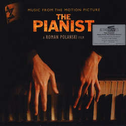 The Pianist サウンドトラック (Various Artists, Wojciech Kilar) - CDカバー