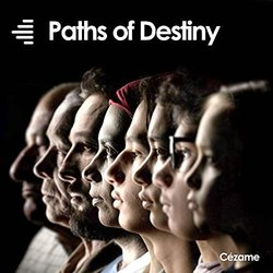 Paths of Destiny 声带 (Various artists) - CD封面