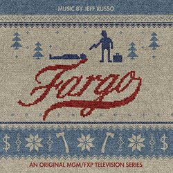 Fargo Soundtrack (Jeff Russo) - CD cover