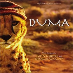 Duma Soundtrack (George Acogny, John Debney) - CD cover