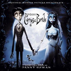 Corpse Bride Soundtrack (Danny Elfman) - CD cover