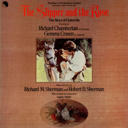 The Slipper and the Rose Colonna sonora (Various Artists, Richard M. Sherman, Richard M. Sherman, Robert B. Sherman, Robert B. Sherman) - Copertina del CD