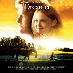 Dreamer: Inspired by a True Story Soundtrack (John Debney) - CD cover