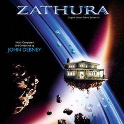 Zathura Soundtrack (John Debney) - CD cover