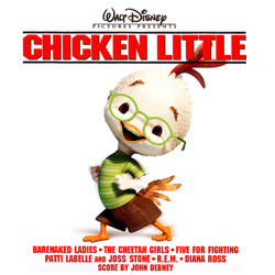 Chicken Little Soundtrack (Various Artists, John Debney) - Carátula