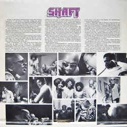 Shaft Soundtrack (Isaac Hayes, J.J. Johnson) - cd-carátula