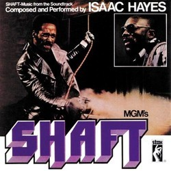 Shaft Soundtrack (Isaac Hayes, J.J. Johnson) - Carátula