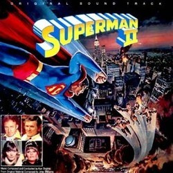 Film Music Site Superman Ii Soundtrack Ken Thorne