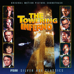 The Towering Inferno Bande Originale (John Williams) - Pochettes de CD