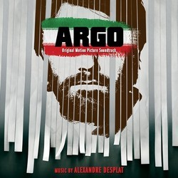 Argo 聲帶 (Alexandre Desplat) - CD封面