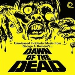 Dawn of the Dead Soundtrack (Various Artists,  Goblin) - Carátula