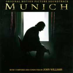 Munich Soundtrack (John Williams) - CD cover