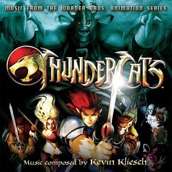 Thundercats Music on Filmmusicsite Com   Thundercats Soundtrack  Kevin Kliesch     2012