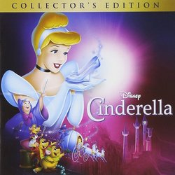Cinderella Trilha sonora (Mack David, Al Hoffman, Paul J. Smith, Jerry Livingston, Oliver Wallace) - capa de CD