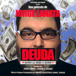 Deuda Soundtrack (Andrés Goldstein, Daniel Tarrab) - CD-Cover