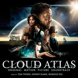 Cloud Atlas Soundtrack (Reinhold Heil, Johnny Klimek, Tom Tykwer) - CD cover