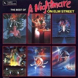 The best of A Nightmare on Elm Street Colonna sonora (Angelo Badalamenti, Charles Bernstein, Jay Ferguson, Brian May, Craig Safan, Christopher Young) - Copertina del CD
