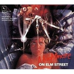 A Nightmare On Elm Street Part 1 - 5 Soundtrack (Angelo Badalamenti, Charles Bernstein, Jay Ferguson, Craig Safan, Christopher Young) - CD cover
