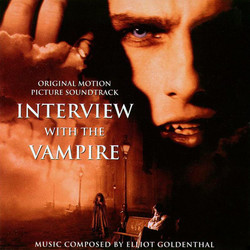 Interview with the Vampire Soundtrack (Elliot Goldenthal) - CD cover