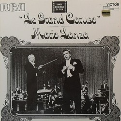 Le Grand Caruso Soundtrack (Various Artists) - CD cover