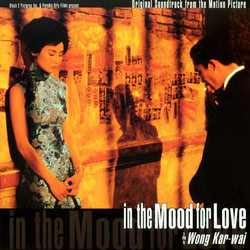 In the Mood for Love Soundtrack (Michael Galasso, Shigeru Umebayashi) - CD cover