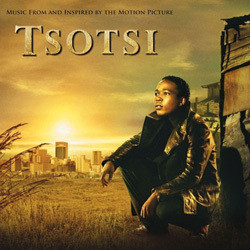 Tsotsi Soundtrack (Paul Hepker, Mark Kilian,  Zola) - CD cover