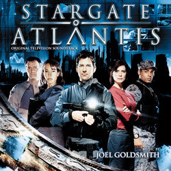 Stargate: Atlantis Bande Originale (Joel Goldsmith) - Pochettes de CD