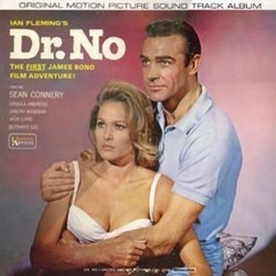 Dr. No Soundtrack (John Barry, Monty Norman) - CD cover