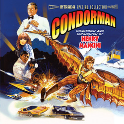 Condorman Soundtrack (Henry Mancini) - CD cover