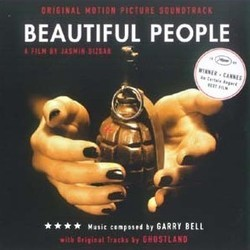Beautiful People Soundtrack (Various Artists, Garry Bell) - CD-Cover
