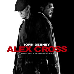 Alex Cross Soundtrack (John Debney) - CD cover