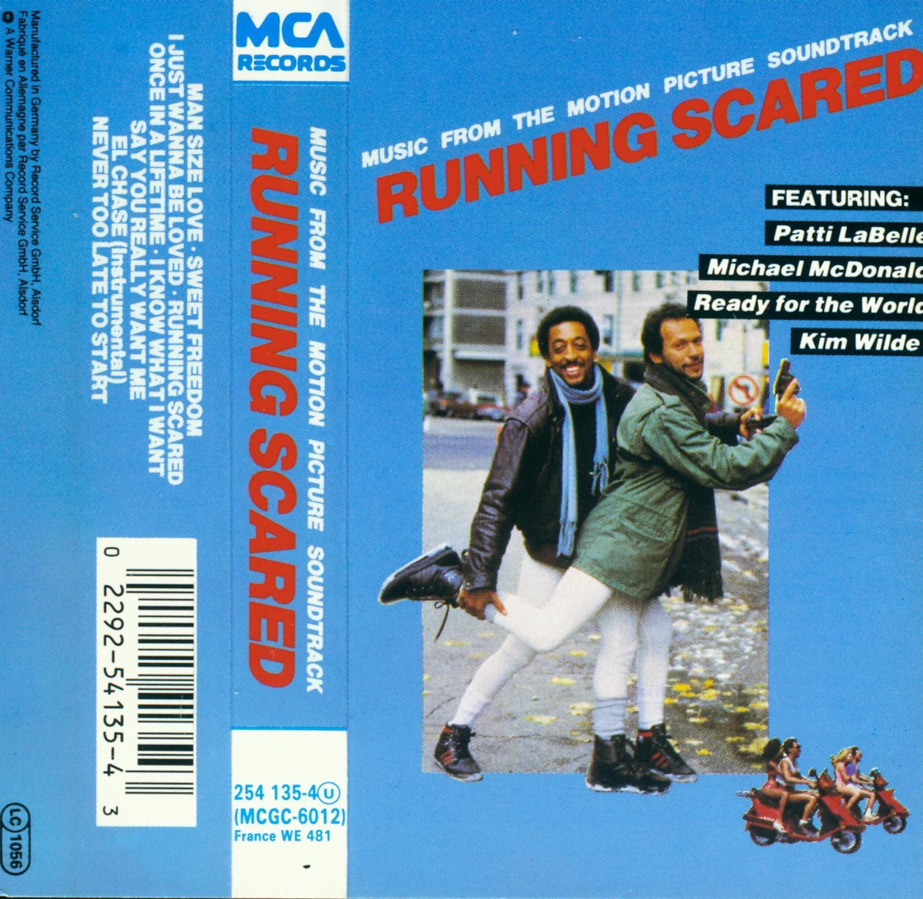 Film Music Site Running Scared Soundtrack Various
