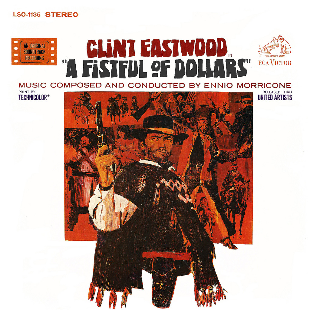 Film Music Site - A Fistful of Dollars Soundtrack (Ennio ...