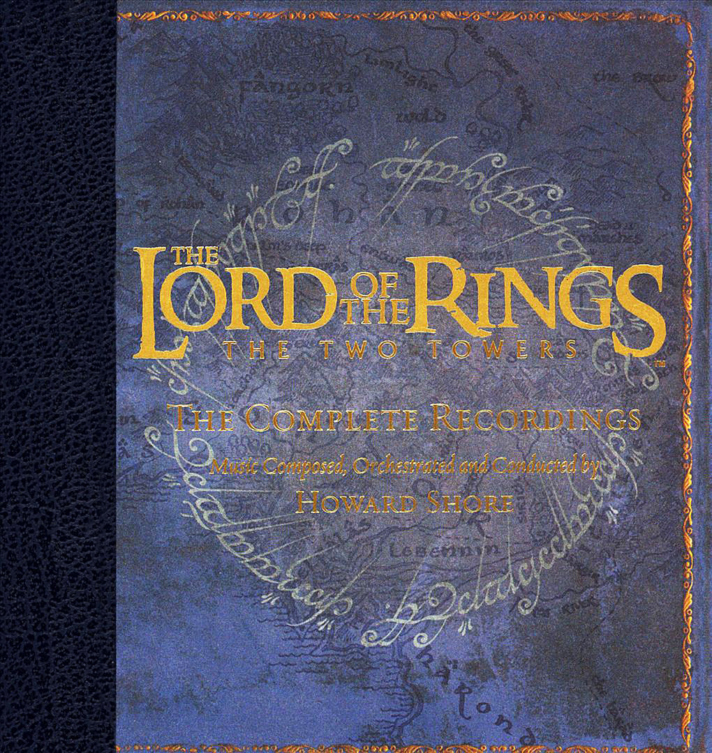 Album The Lord of the Rings: The Two Towers - the Complete