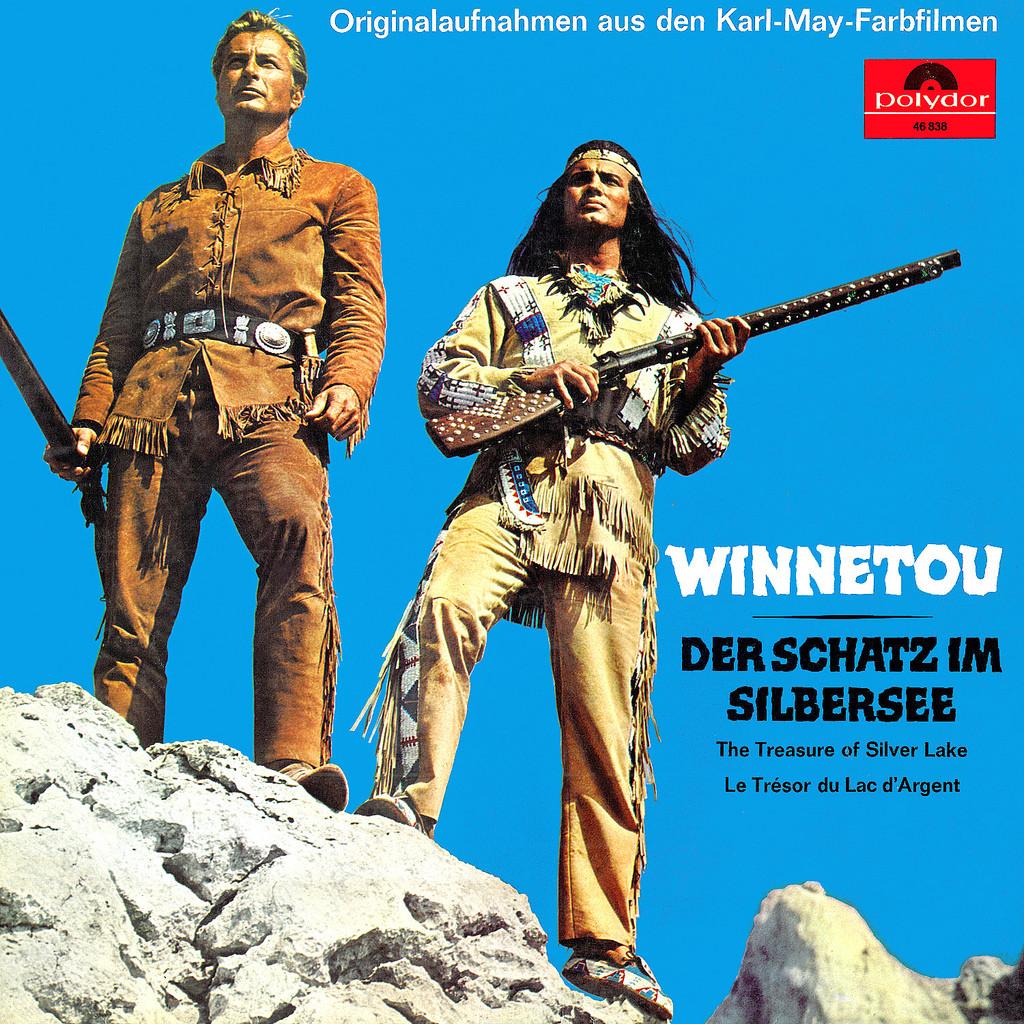 Film music site winnetou i der schatz im silbersee for Der schatz im silbersee