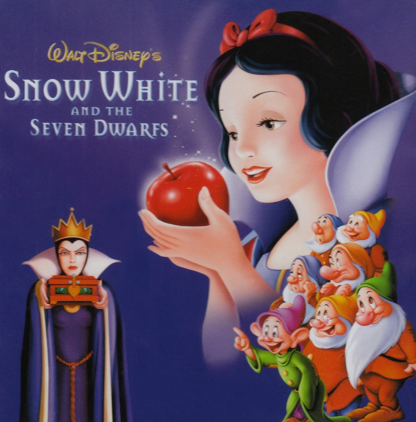 film music site snow white and the seven dwarfs