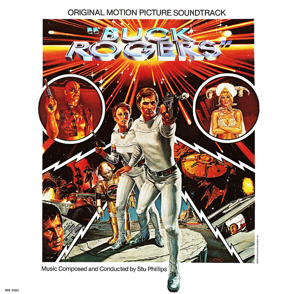 Film Music Site Buck Rogers In The 25th Century