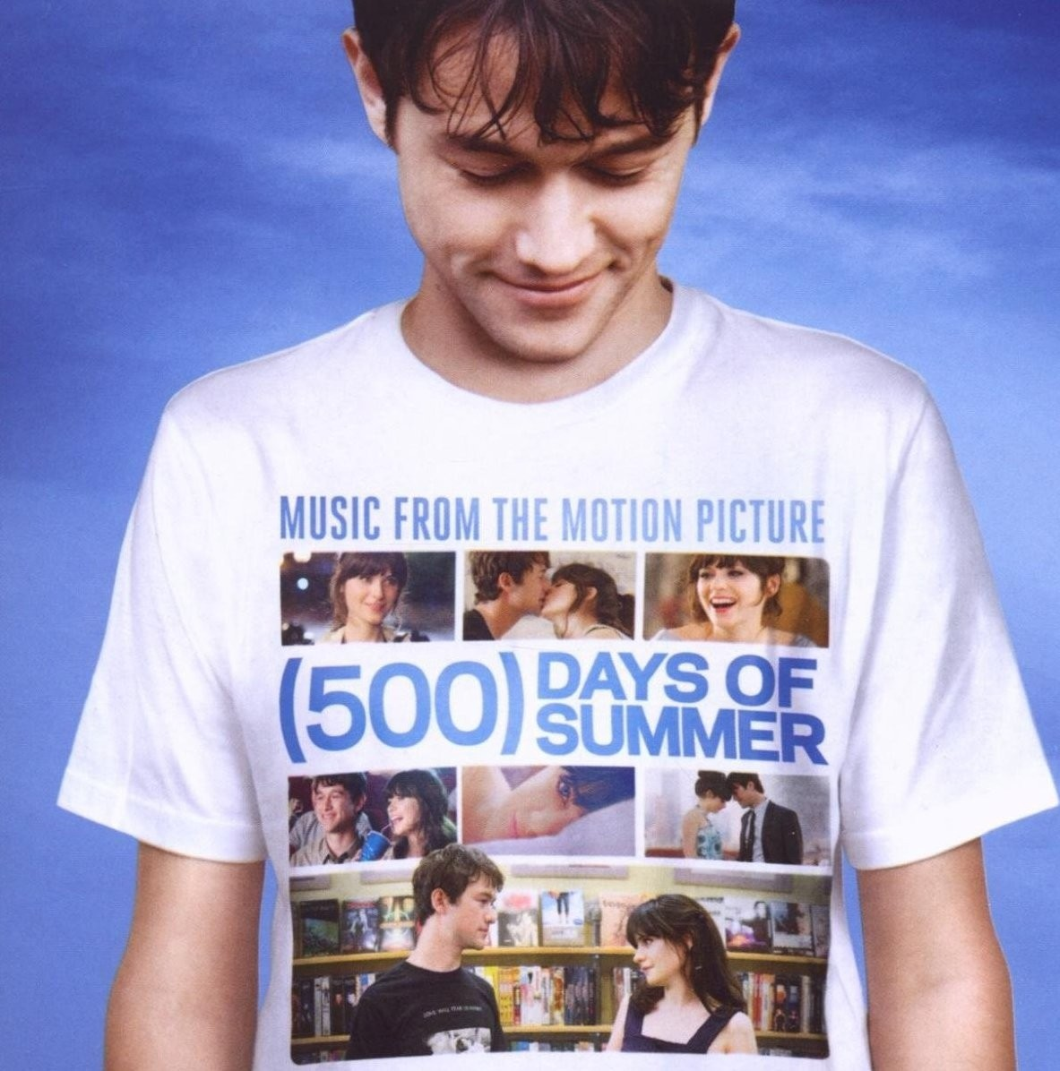 Film Music Site 500 Days Of Summer Soundtrack Various Artists Mychael Danna Rob Simonsen Sire Records 2009 Music From The Motion Picture