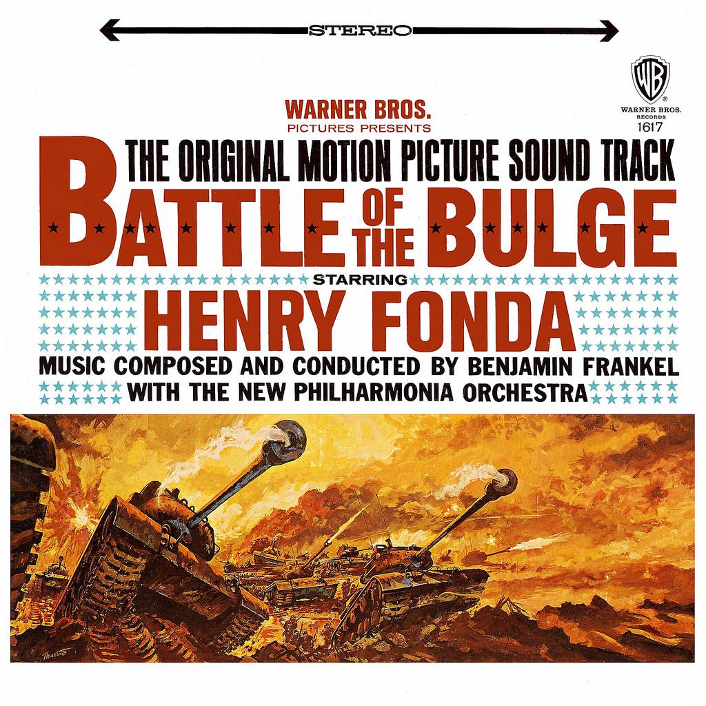 Film Music Site - Battle of the Bulge Soundtrack (Benjamin Frankel