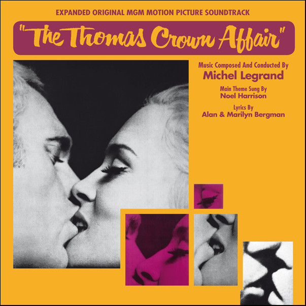 Music From The Thomas Crown Affair by Various artists on