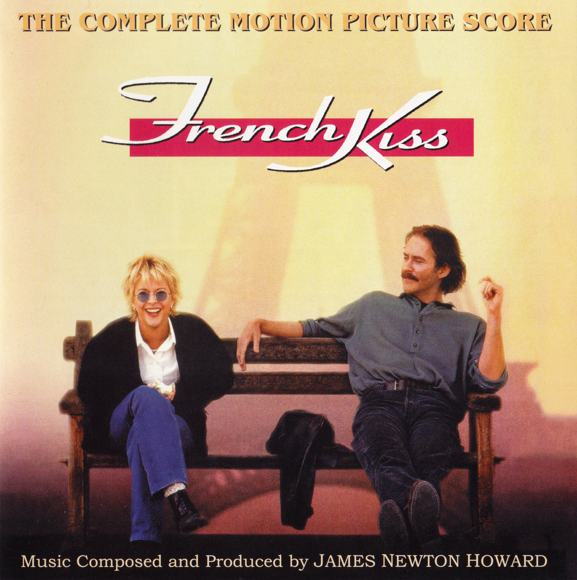 film music site   french kiss one fine day soundtrack