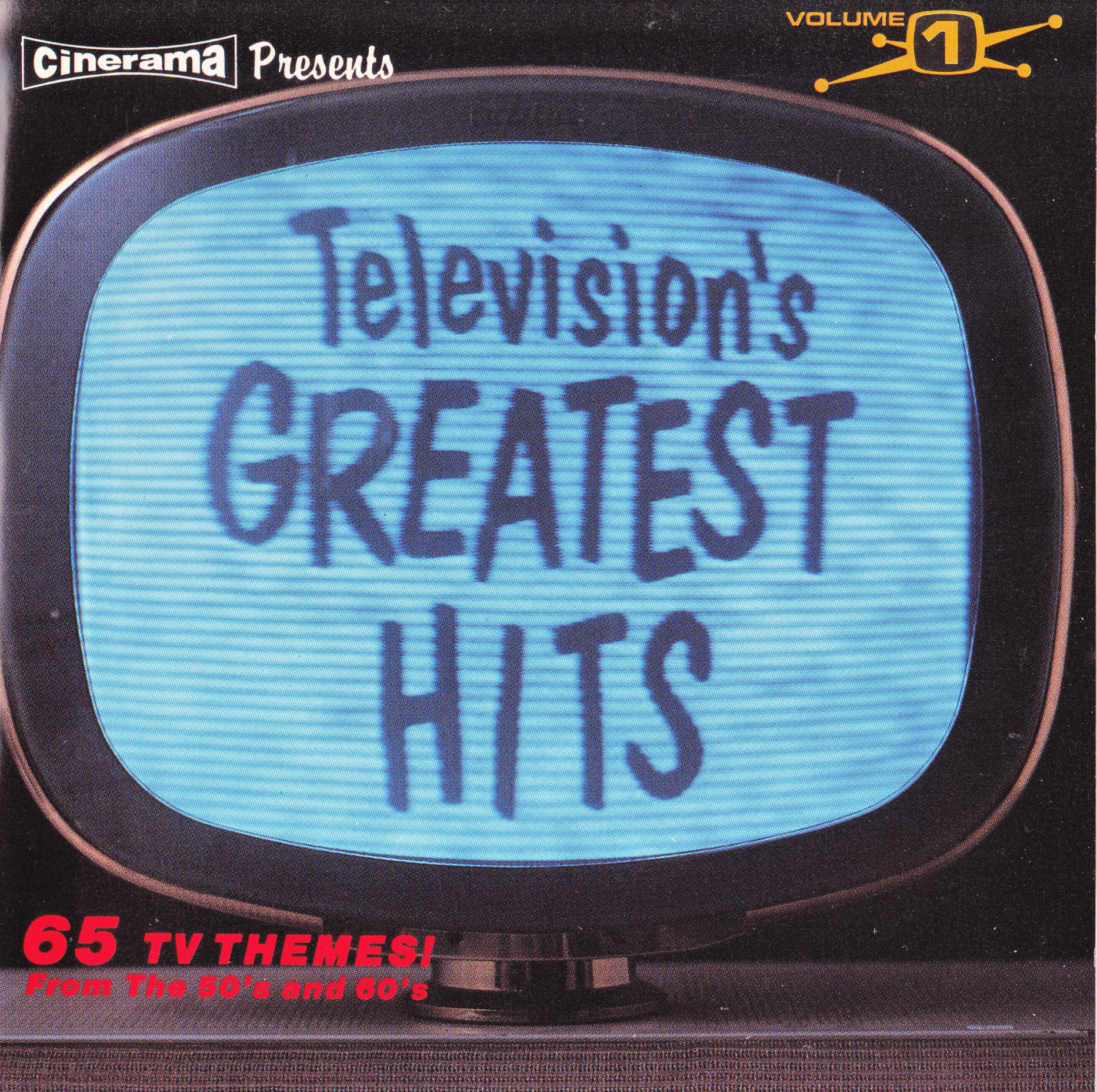 Film Music Site Television S Greatest Hits Soundtrack