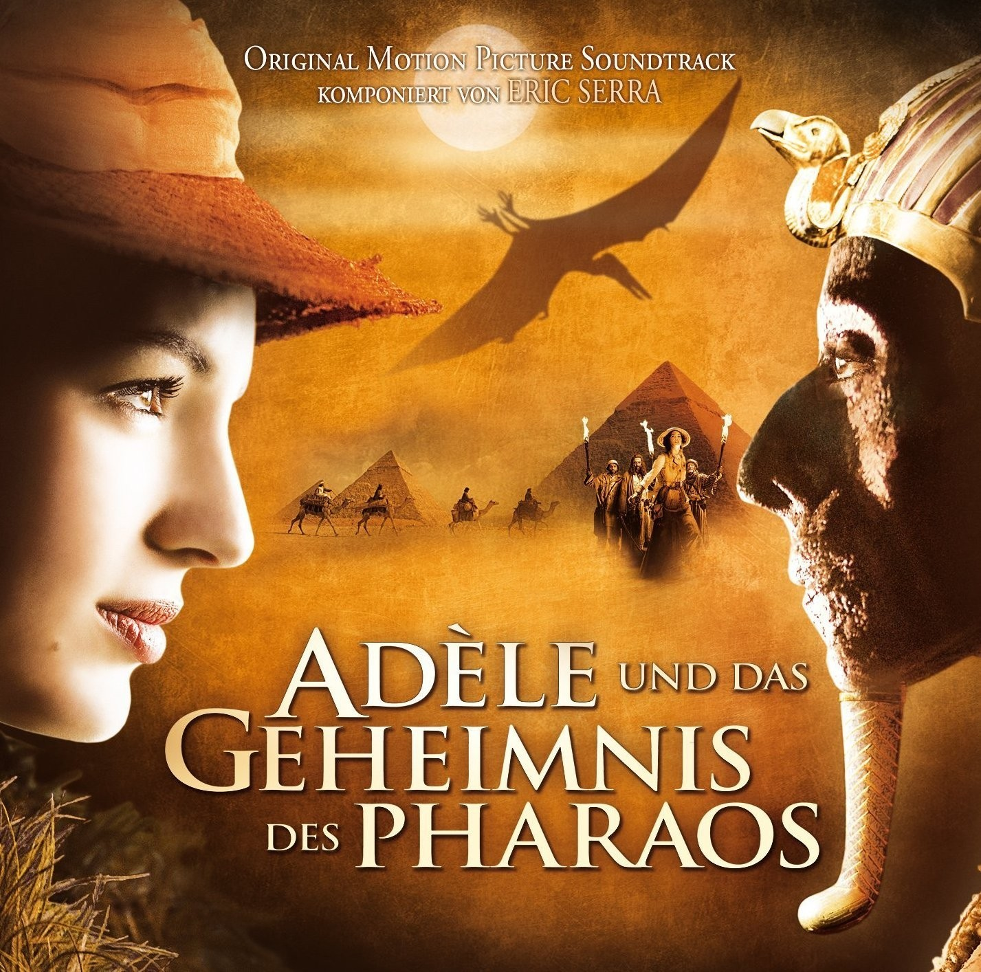 Adele Und Das Geheimnis Des Pharaos Imdb