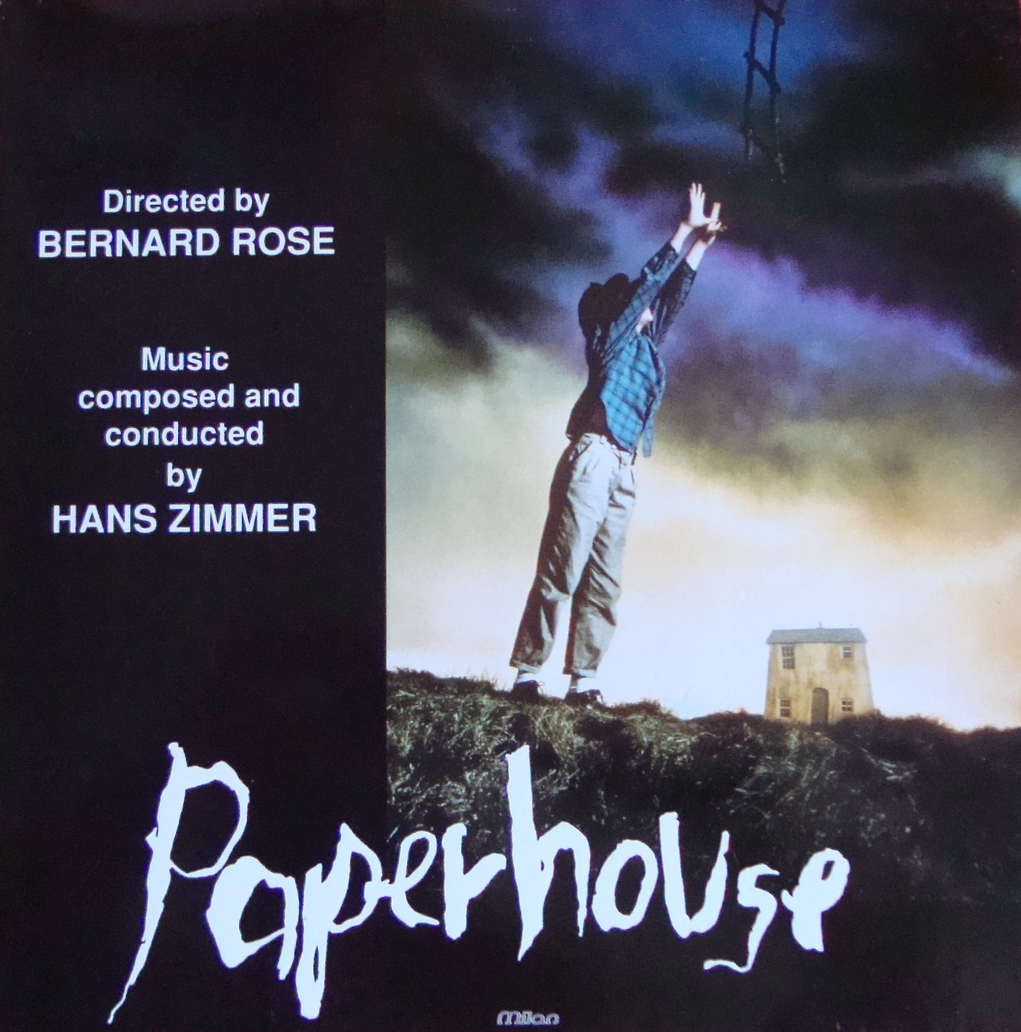 Film music site paperhouse soundtrack stanley myers for Zimmer soundtrack
