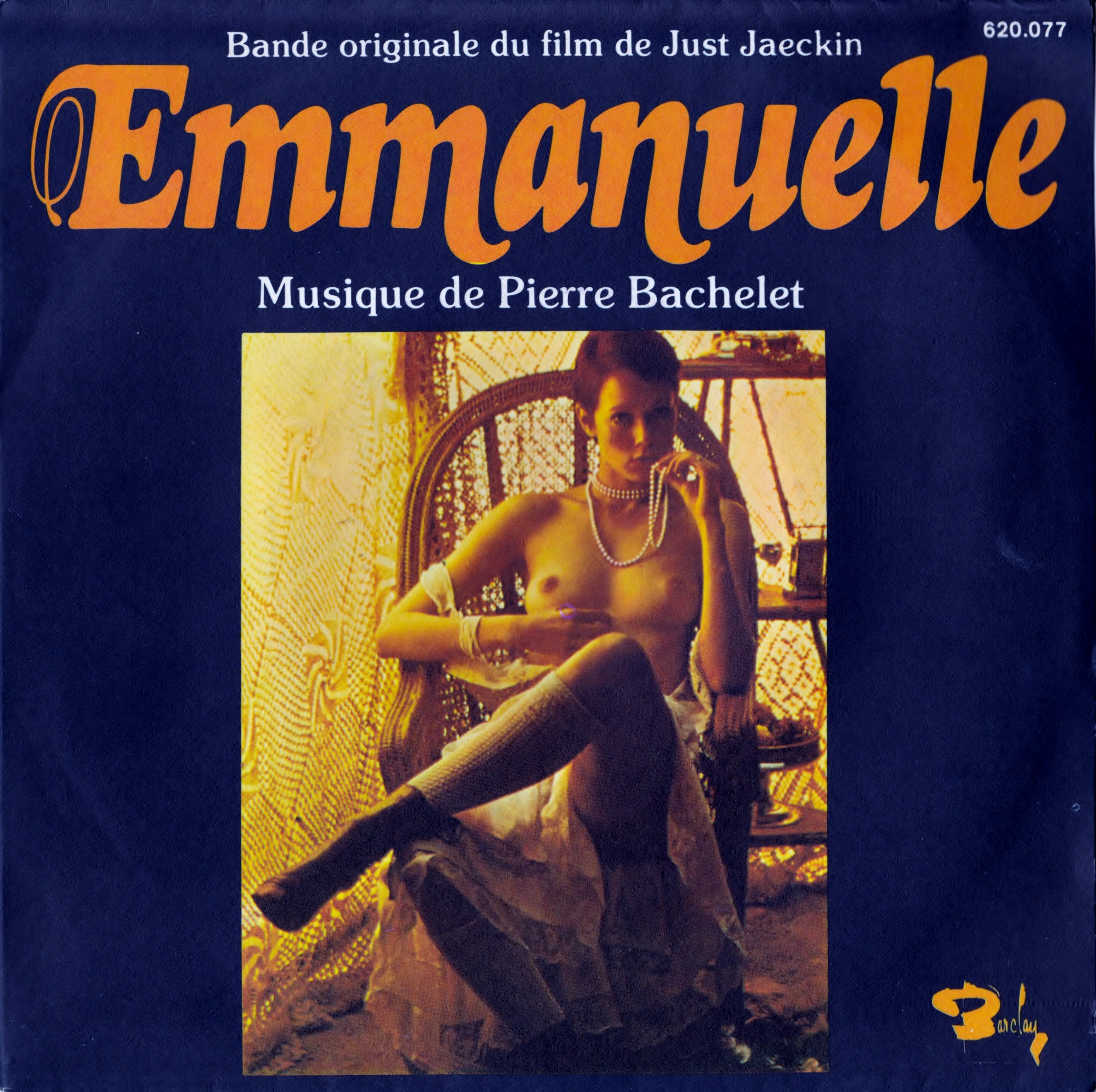 Film Music Site Emmanuelle Soundtrack Pierre Bachelet