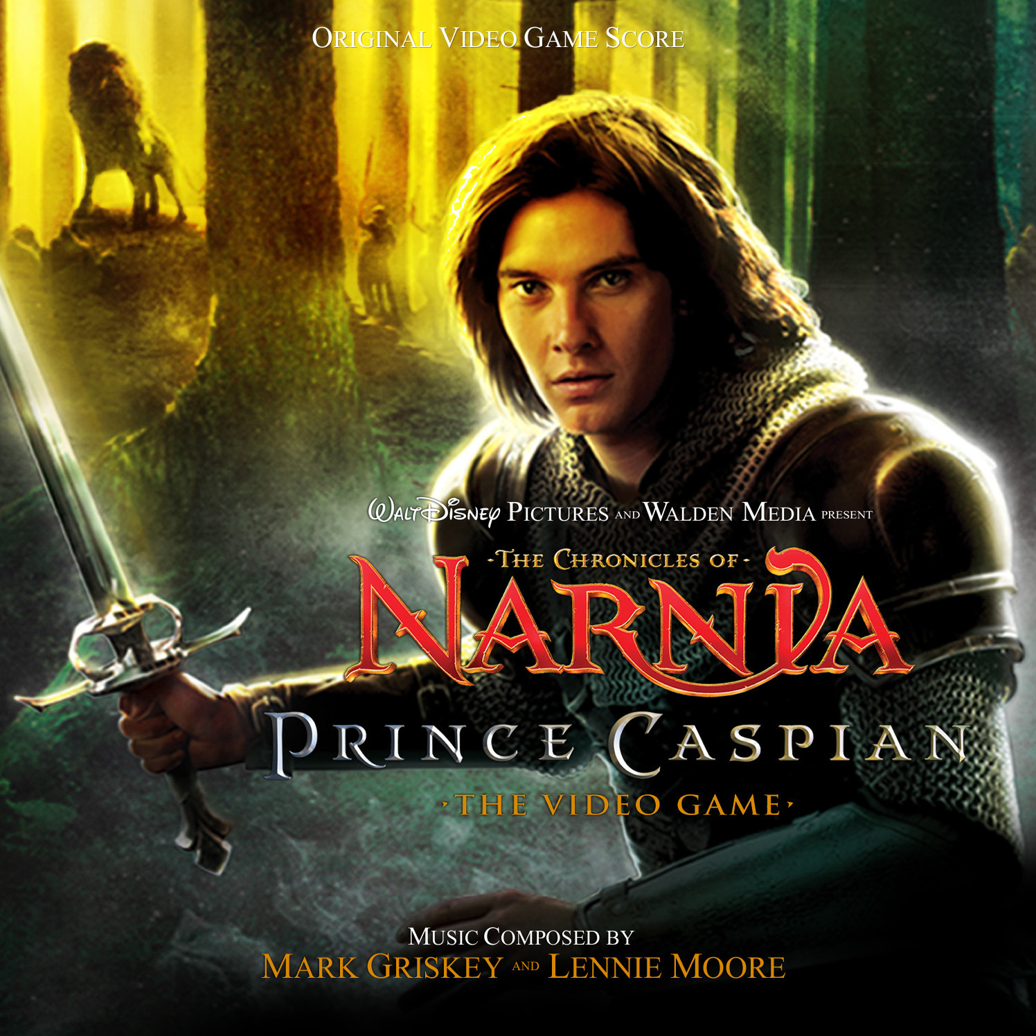film music site the chronicles of narnia prince caspian