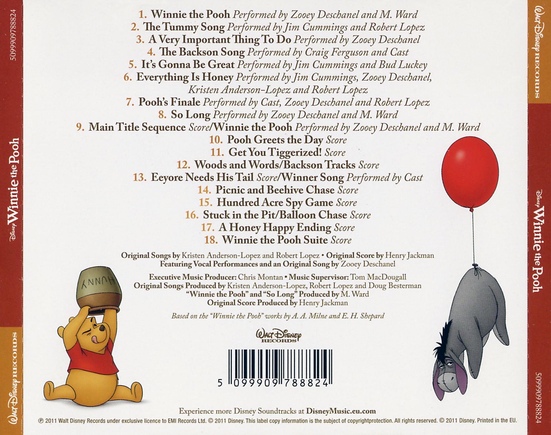 Download Film Winnie Pooh 2011