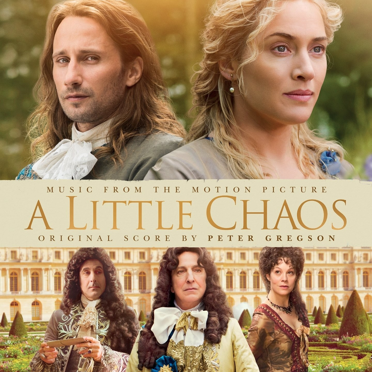 Music Site Fran§ais A Little Chaos Bande Originale Peter