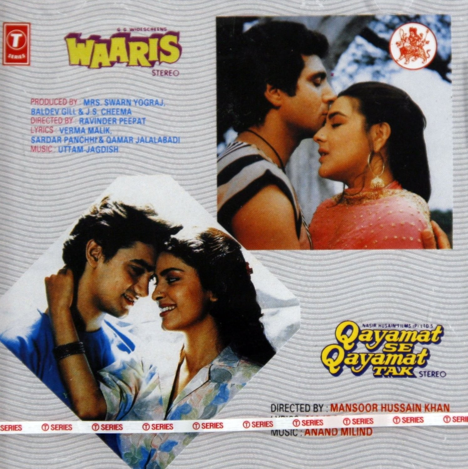 Film Music Site Qayamat Se Qayamat Tak Waaris Soundtrack